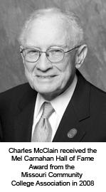 Dr. Charles McClain